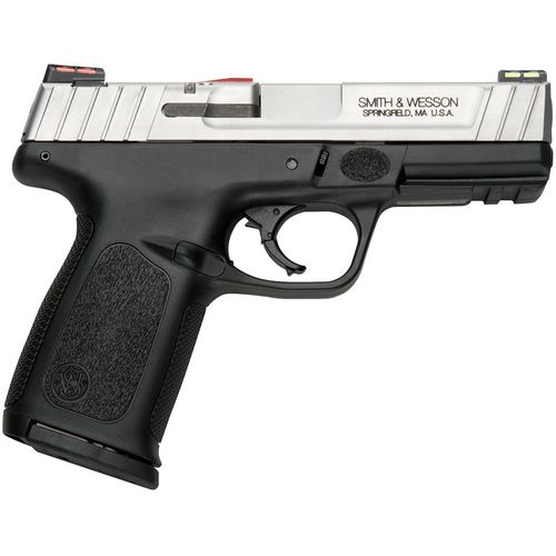 Smith & Wesson SD9VE CA Compliant 9mm Semiautomatic Pistol