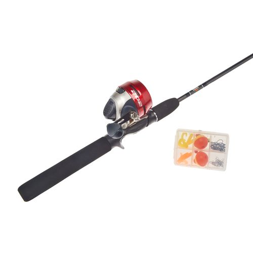 "Zebco 202 5'6"" Freshwater Rod and Reel Combo"