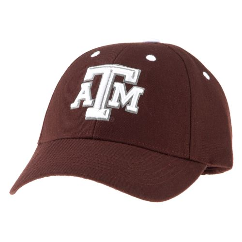 Image for Top of the World Adults' Triple Conference Texas A&M Baseball Cap from Academy