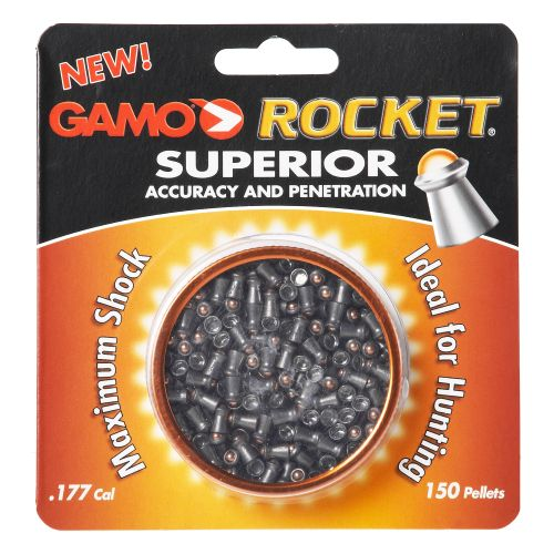 Gamo Rocket .177 Caliber Air Gun Pellets 150-Pack - view number 2