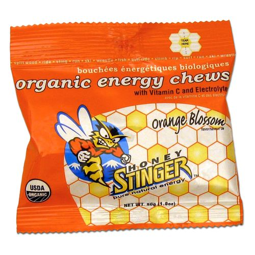 Display product reviews for Honey Stinger Organic Energy Chews