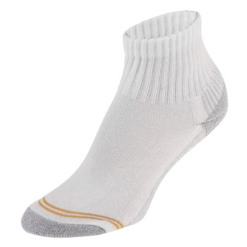 PowerSox Kids' EZ Match Quarter Socks 6-Pack