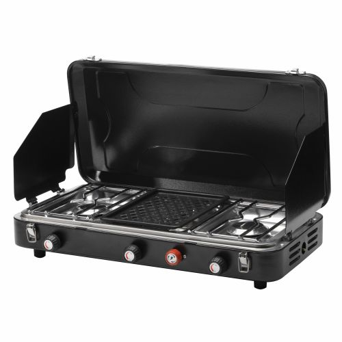 Timber Creek 2 Burner Stove and Grill