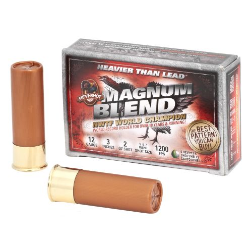 Display product reviews for HEVI-Shot® Magnum Blend 12 Gauge Shotshells