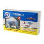 E-Z UP® Express II 10' x 10' Sidewalls