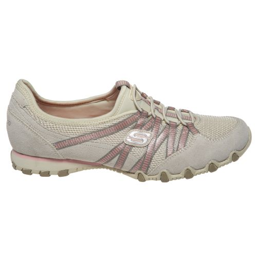 SKECHERS Women's Bikers - Hot Ticket Bungee Sneakers