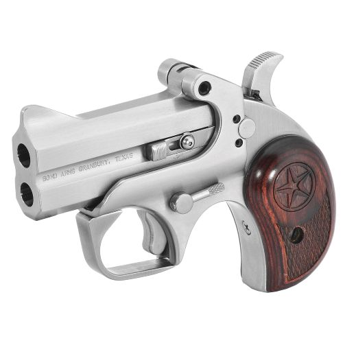 Bond Arms Texas Defender  .357 Magnum/.38 Special  Pistol