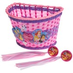 Disney Girls' Princess Basket and Streamers