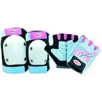 Bell Kids' Riderz Pad Set