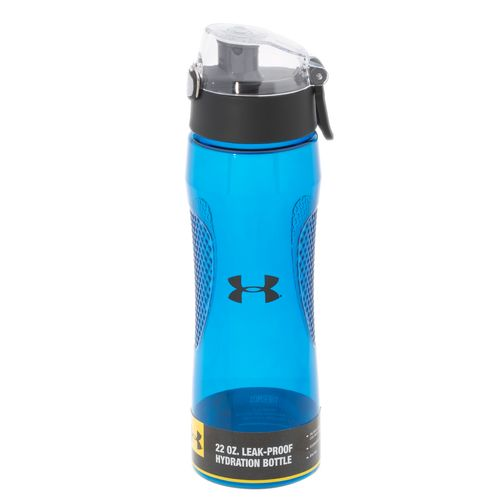 Under Armour Elevate 22 oz Blue Water Bottle