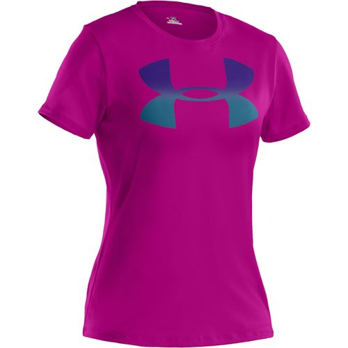 Under Armour® Women's Big Logo Short-Sleeve T-shirt