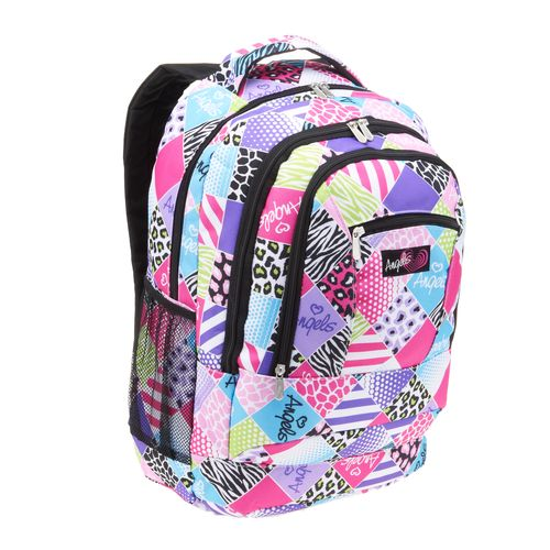 Angels Girls' Animal Check Backpack