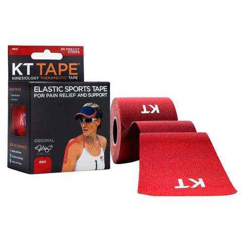 KT Tape Original Precut Elastic Athletic Tape 20-Strip Pack - view number 1