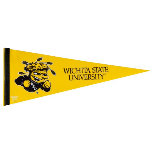 Image for WinCraft NCAA Team 12'' x 30'' Premium Pennant from Academy