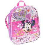 Disney Girls' Minnie Mouse Mini Backpack