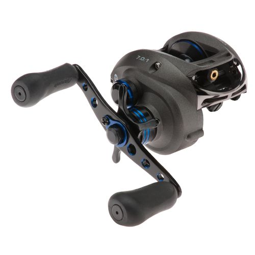 Image for Pinnacle Obsession Pro Low-Profile Baitcast Reel Right-handed from Academy
