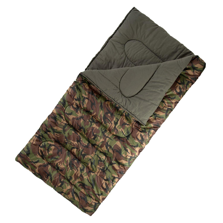 Game Winner® 40°F Woodland Camo Sleeping Bag