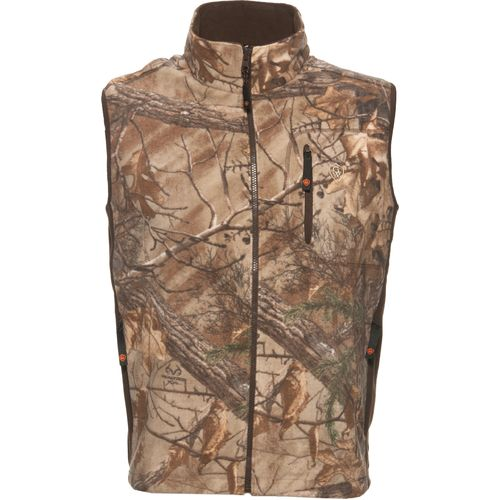Game Winner  Men s Realtree AP  Camo Microfleece Hunting Vest