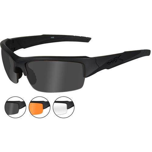 Image for Wiley X Adults' Changeable Valor Sunglasses from Academy