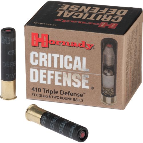 Display product reviews for Hornady Critical Defense® .410 Bore Shotshells