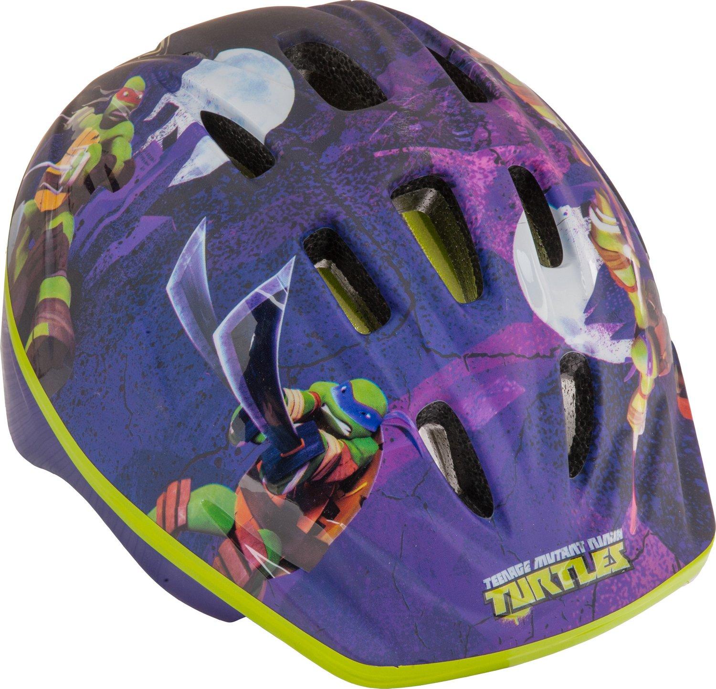 Nickelodeon Kids' Teenage Mutant Ninja Turtles Bicycle Helmet