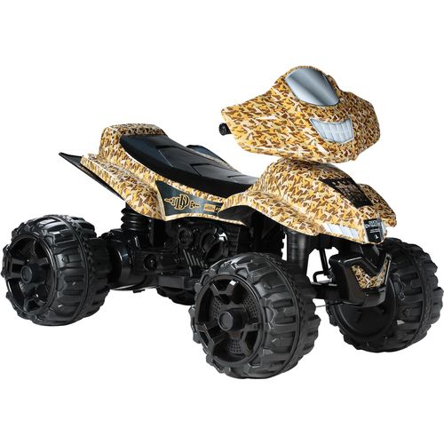 Duck Dynasty Kids' Monster Trax 12V ATV Ride-On Vehicle