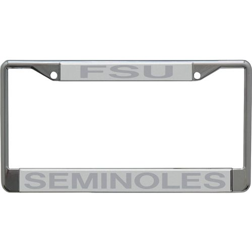 Stockdale NCAA Inlaid Acrylic License Plate Frame