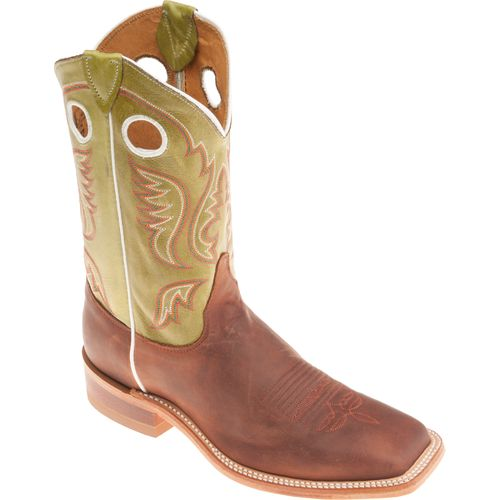 Justin Men's Bent Rail Ponteggio Western Boots - view number 3