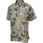 GameGuard Men's Microfiber Vented Fishing Short Sleeve Shirt