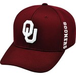 Top of the World Adults' University of Oklahoma Booster Cap