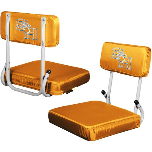 Logo™ Sam Houston State University Hard Back Stadium Seat