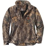 Carhartt Men's Quick Duck® Camo Traditional Jacket