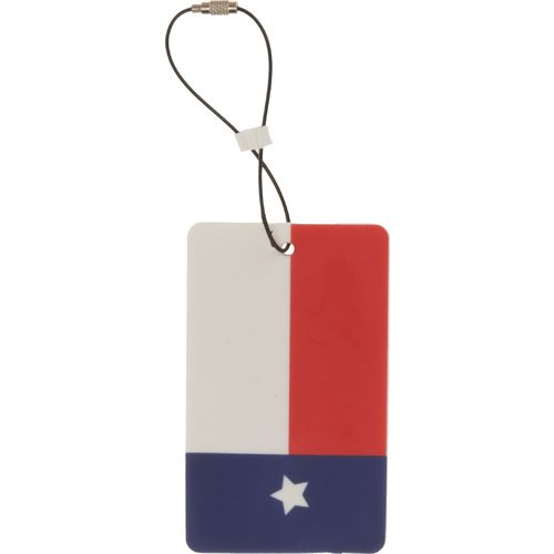 Lewis N. Clark Texas Flag Luggage Tag