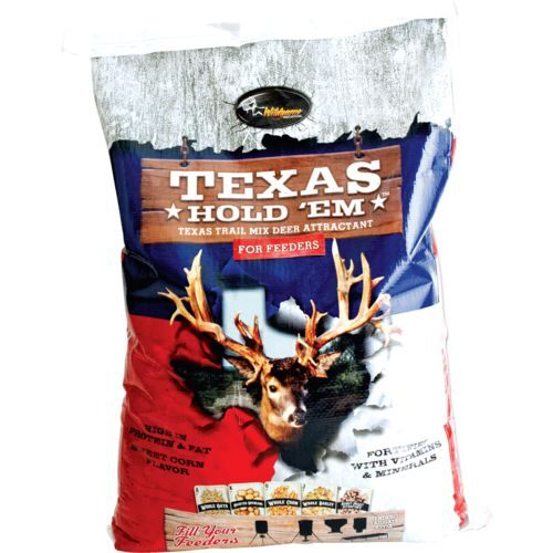 Wildgame Innovations Texas Hold 'Em 25 lb. Texas