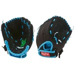 Rawlings Youth Savage Basket-Web 10 in Pitcher/Infield Glove - view number 1