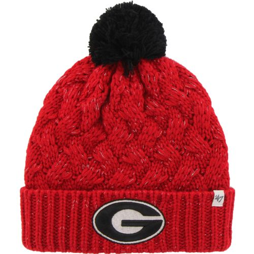 '47 Women's University of Georgia Gameday Fiona Cuff Knit Cap
