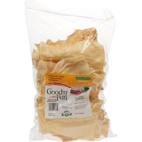 Display product reviews for Healthy Hide Good N Fun 1 lb. Natural Chips