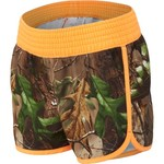 O'Rageous® Girls' Realtree APG® Camo Print Boardshort