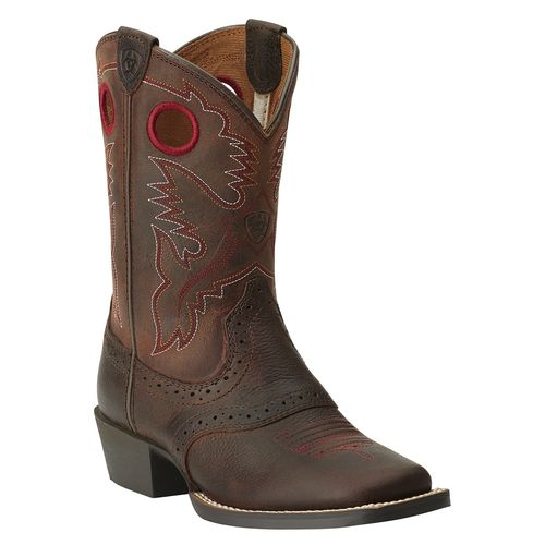 Ariat Boys' Roughstock Western Boots - view number 2