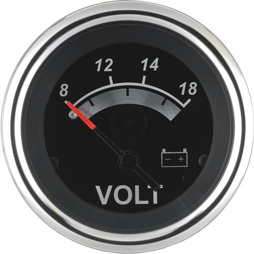 SeaStar Solutions Sierra Signature Sterling Voltmeter