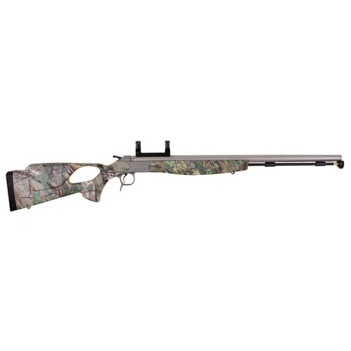 Display product reviews for CVA Optima V2 Thumbhole Realtree Xtra® Green .50 Inline Muzzleloader