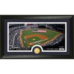 The Highland Mint New York Yankees Minted Coin Panoramic Photo