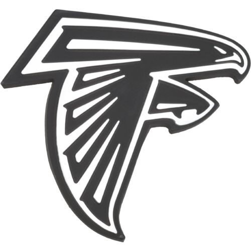 Team ProMark Atlanta Falcons Chrome Emblem