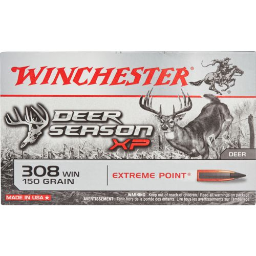 Winchester Deer Season XP .308 Win. 150-Grain Centerfire