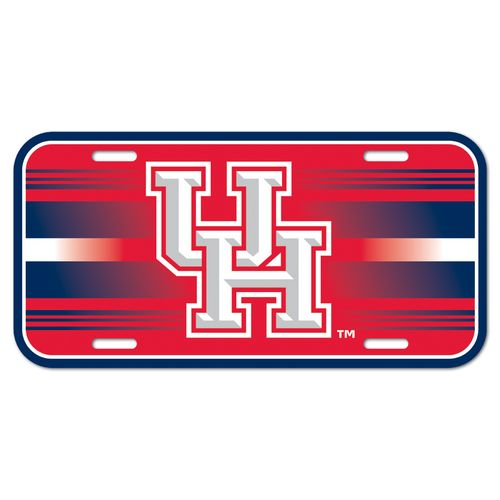 WinCraft University of Houston License Plate