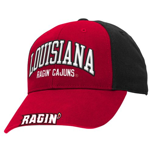 adidas™ Boys' University of Louisiana at Lafayette Structured Adjustable Cap