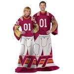 The Northwest Company Virginia Tech Uniform Comfy Throw