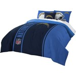 The Northwest Company San Diego Chargers Full-Size Comforter and Sham Set - view number 1