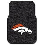 The Northwest Company Denver Broncos Front Car Floor Mats 2-Pack