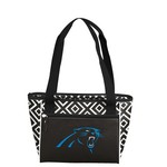 Logo Chair Carolina Panthers Double Diamond Cooler Tote